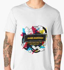 BAND MANAGER Men's Premium T-Shirt