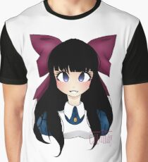 Mad Father Aya Drevis RPG Game Cute Fanart Graphic T-Shirt