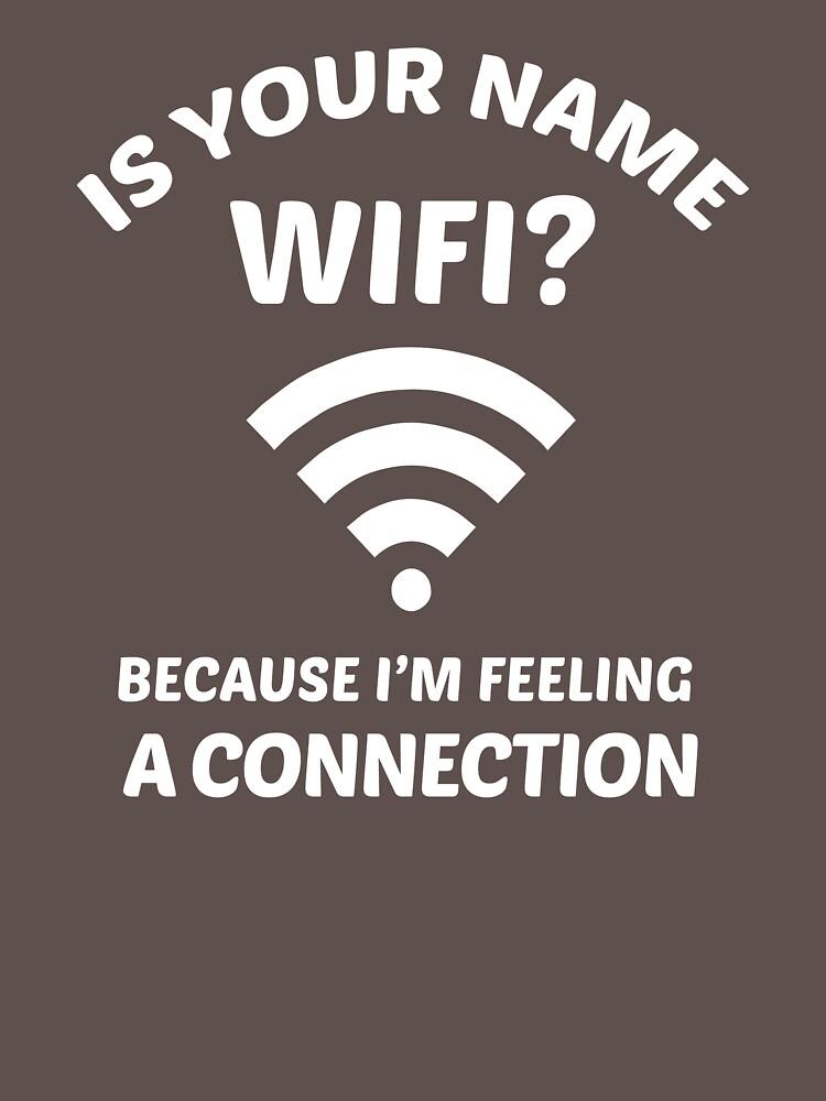 funny pick up line wifi joke by suniquin