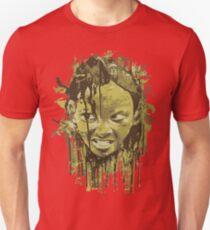 Portrait / Angry Summer / Summer /  TSHIRT / UNISEX / ART PRINTS  Unisex T-Shirt