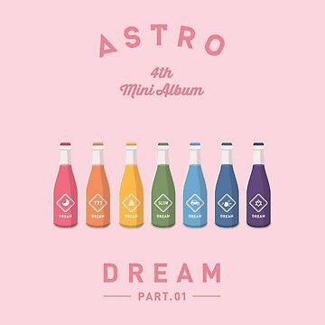 Astro Dream Parte 1 - Rosa de ZeroKara