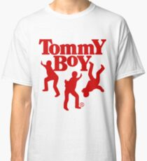 Tommy Boy Records - RED Classic T-Shirt