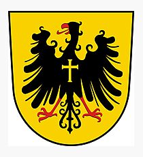 Rottweil Coat of Arms, Germany Photographic Print