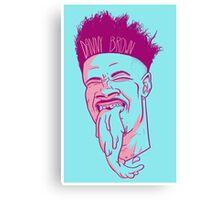 Danny Brown Canvas Print