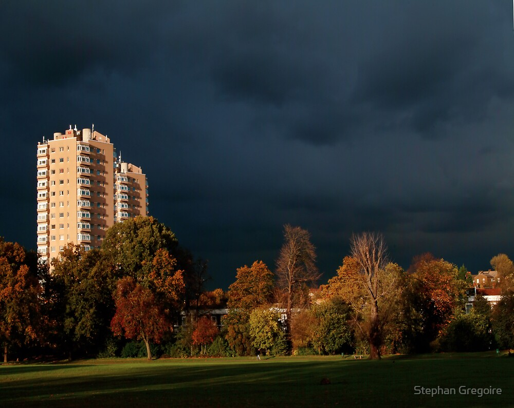 Brockwell Park 2 by Stephan Gregoire