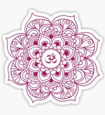 Mandala Sticker