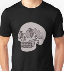 Skull Illustration Unisex T-Shirt