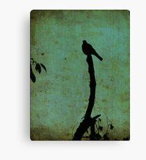 Twilight Song Canvas Print