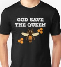 GOD SAVE THE QUEEN Unisex T-Shirt