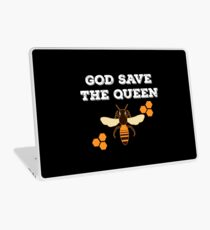 GOD SAVE THE QUEEN Laptop Skin