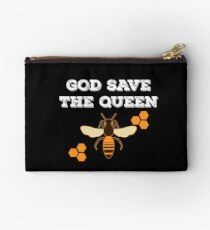 GOD SAVE THE QUEEN Studio Pouch