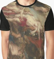 The Horrors of War 1638 Peter Paul Rubens Graphic T-Shirt