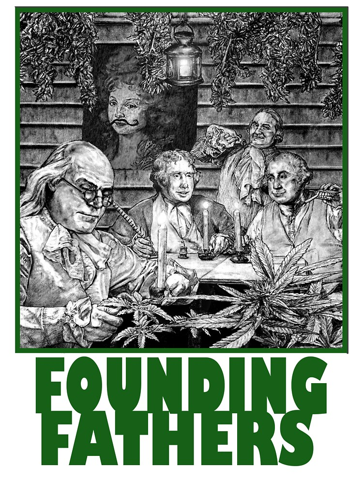 Founding Fathers by MH Heintz
