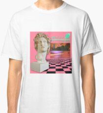 Camiseta clásica Macintosh Plus: Floral Shoppe [vaporwave]