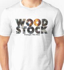 Portugal. The Man - Woodstock T-Shirt