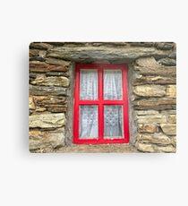 Donegal Window Metal Print