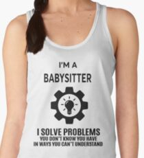 BABYSITTER - NICE DESIGN 2017 Women's Tank Top