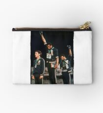 1968 Olympics Salute for Human Rights Studio Pouch