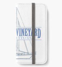 Martha's Vineyard Massachusetts iPhone Wallet/Case/Skin