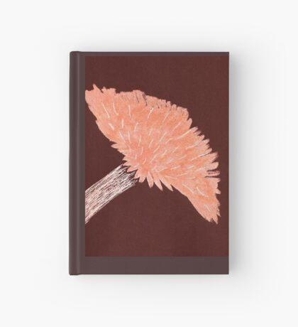 Flower of Orange Hardcover Journal