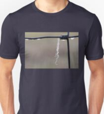 Hanging by a Thread Unisex T-Shirt
