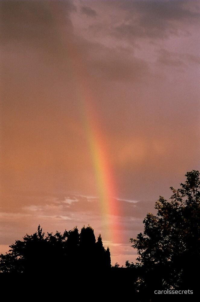 Rainbow Sky by carolssecrets