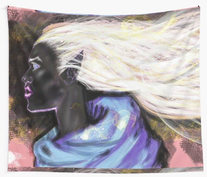 Ebony Fantasy Concept by Andre Martin