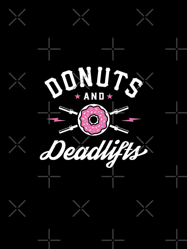 Donuts und Deadlifts von brogressproject