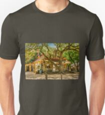Luckenbach Texas General Store and Saloon T-Shirt