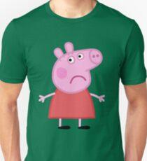 Sad Peppa Unisex T-Shirt