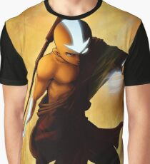 Aang - Avatar state Graphic T-Shirt