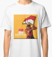 Indonesia Merdeka Classic T-Shirt
