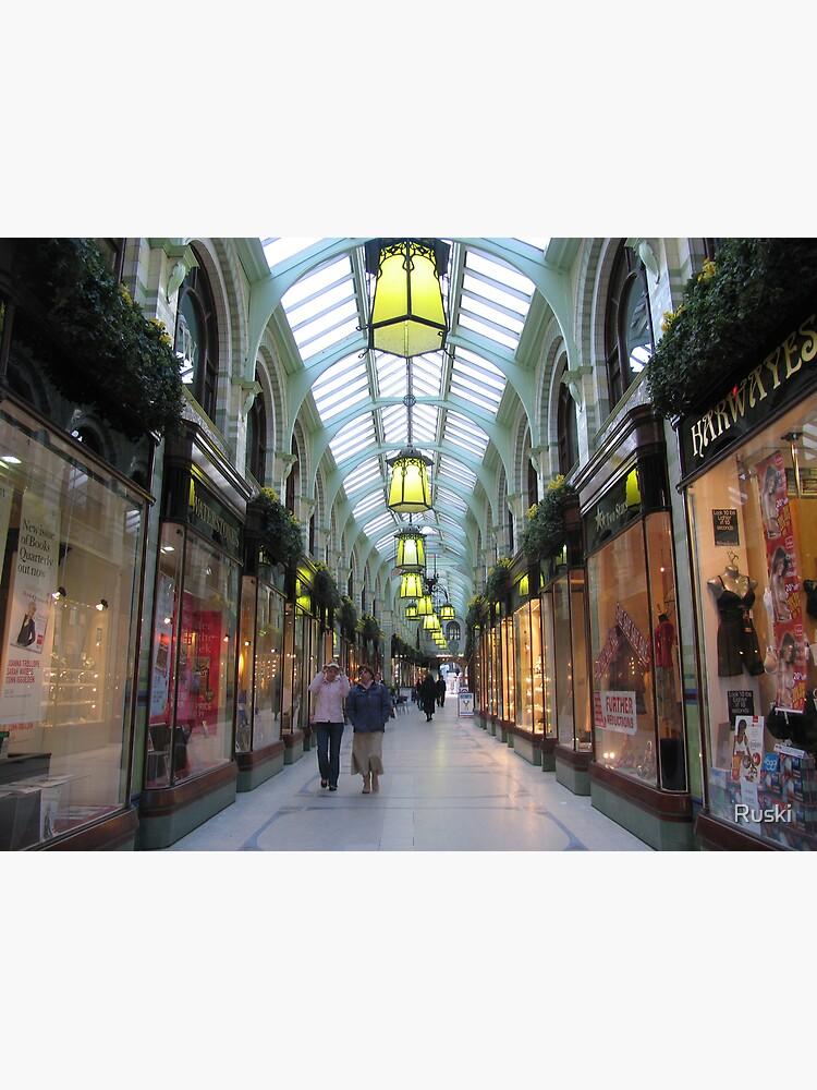 Royal Arcade, Norwich by Ruski