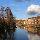 Friar's Quay, Norwich by Ruski