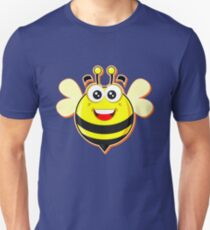 Animal Fun - Happy Bee T-Shirt