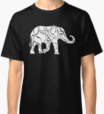 Animal Fun - Happy Elephant Classic T-Shirt