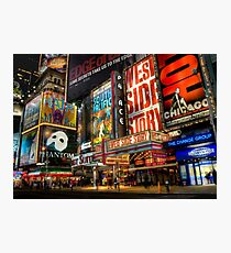 West Side Story Photographic Print