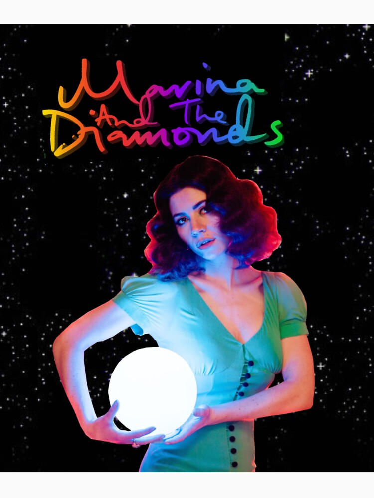 Marina und die Diamanten FROOT von QueenAliceEliz