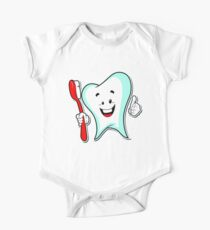 Brush Your Teeth - Happy Tooth Kids Clothes