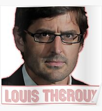 Louis Theroux design.  Poster