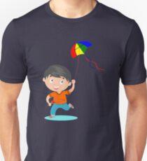 Happy Kite Kid T-Shirt