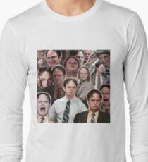 Dwight Schrute - The Office Long Sleeve T-Shirt
