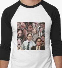 Dwight Schrute - The Office Men's Baseball ¾ T-Shirt