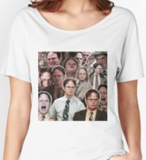 Dwight Schrute - The Office Women's Relaxed Fit T-Shirt