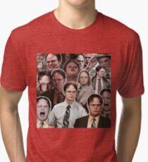 Dwight Schrute - The Office Tri-blend T-Shirt