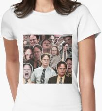 Dwight Schrute - The Office Women's Fitted T-Shirt