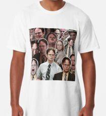 Camiseta larga Dwight Schrute - La oficina