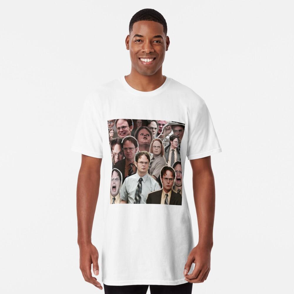 Dwight Schrute - The Office Long T-Shirt