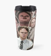 Dwight Schrute - The Office Travel Mug