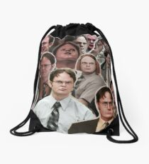 Dwight Schrute - The Office Drawstring Bag